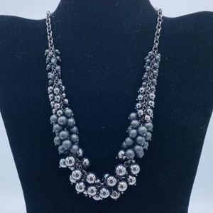 Black Pearl Style Necklace